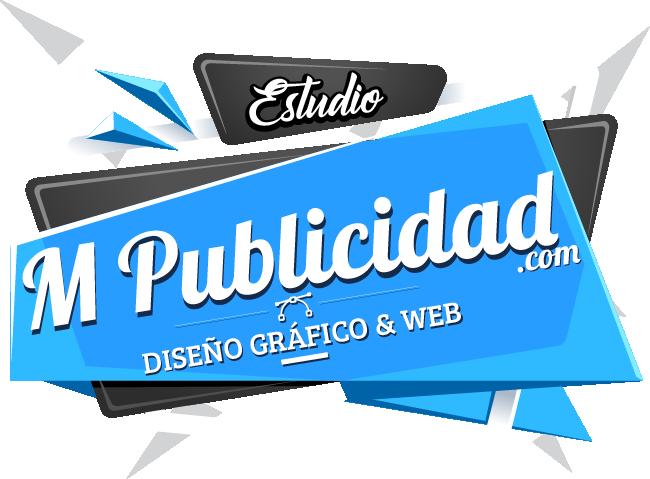 M Publicidad Agencia de diseño gráfico y web.
