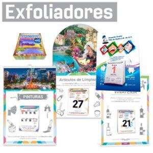 Calendario Exfoliador